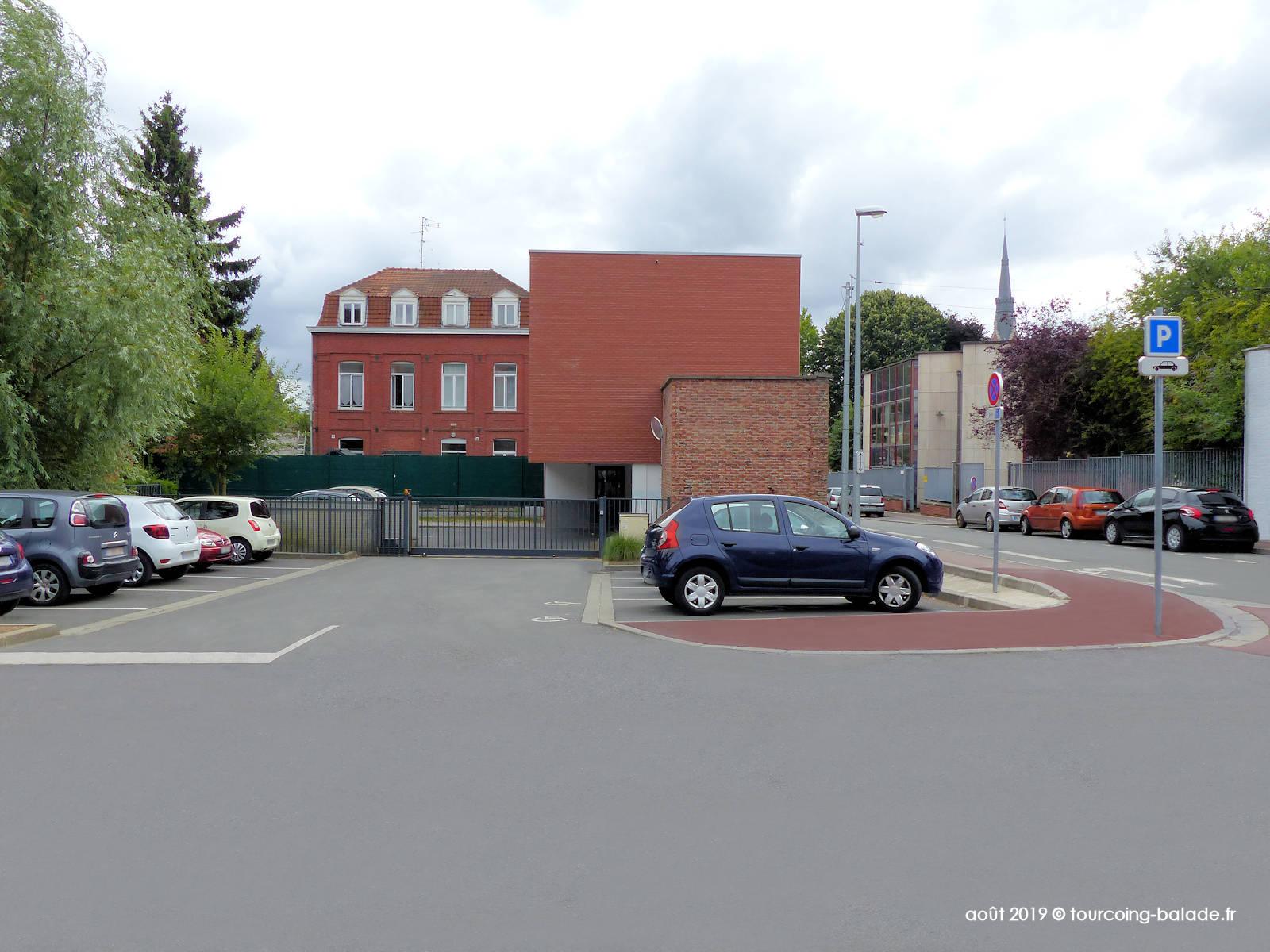 Parking Résidence Pierre de Guethem, Tourcoing 2019