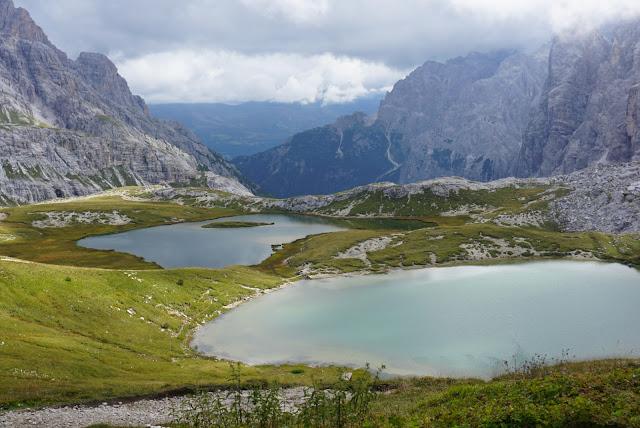 laghi rifugio locatelli tre cime
