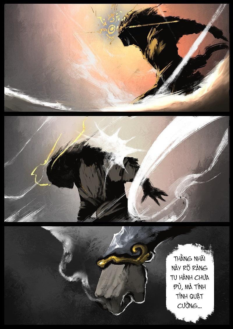 Tây Du Ký ngoại truyện chap 53 - Trang 17