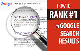 How to Rank Blogger Post on Google ?
