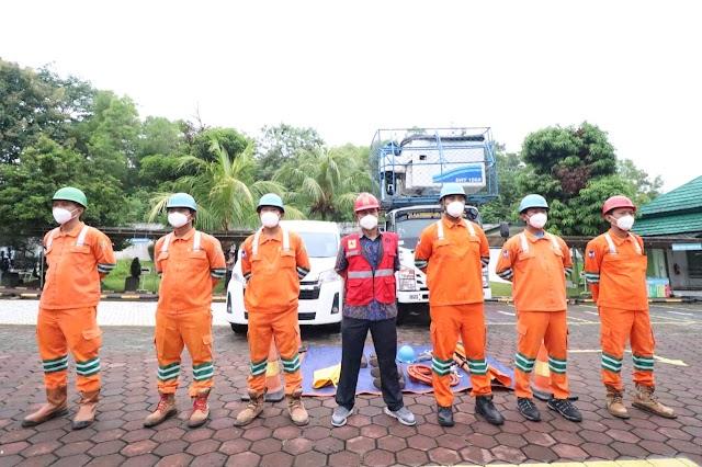 Siagakan 1.065 Personil dan 102 Posko Siaga, PLN UID Lampung Amankan Listrik Ramadhan dan Idul Fitri 1442 H
