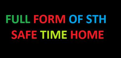 full form of sth