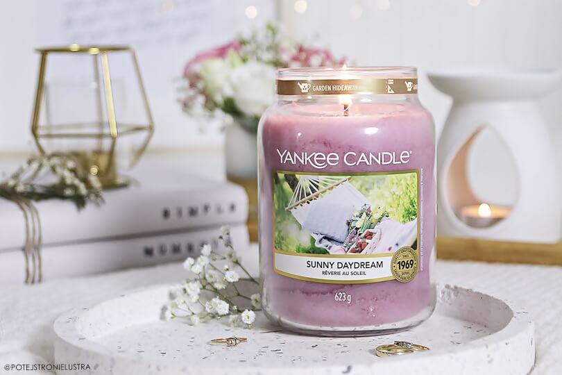 yankee candle sunny daydream