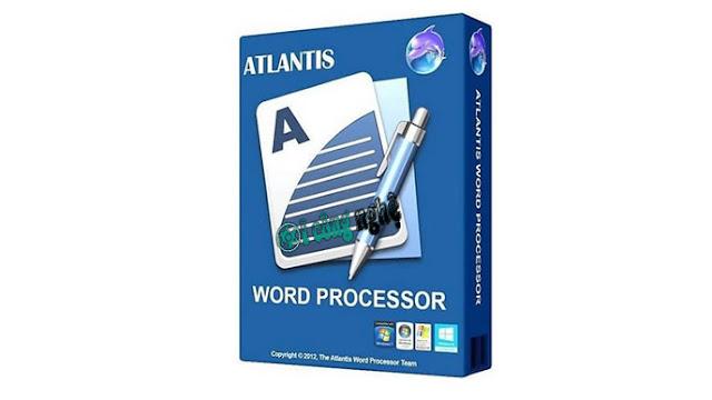 تحميل برنامج Atlantis Word Processor كامل مع التفعيل