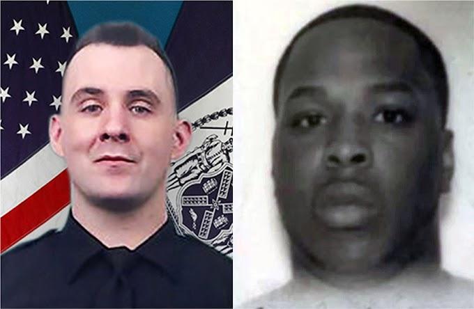 Pandillero asesinó policía en El Bronx de tres balazos  en lucha cuerpo a cuerpo después de quitarle el arma