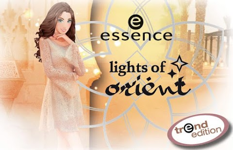Essence Lights of Orient Summer 2016 Collection
