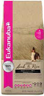 Picture of Eukanuba Adult Lamb and Rice Dry Dog Food