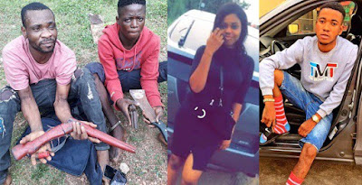 """Why I killed OOU student and his girlfriend"" – Cultist confesses."
