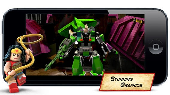 LEGO Batman: DC Super Heroes v1.5 for iPhone/iPad