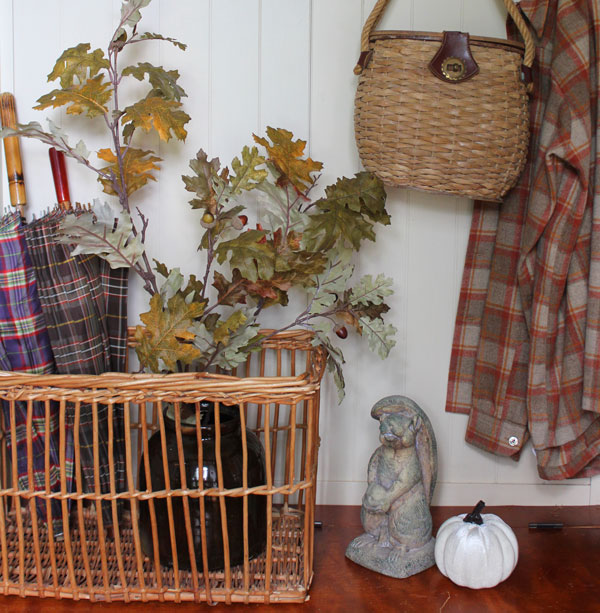 Early Fall Entryway Decor Ideas From Itsy Bits And Pieces Blog