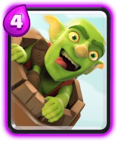 Carta Barril de Goblins de Clash Royale - Wiki da Carta