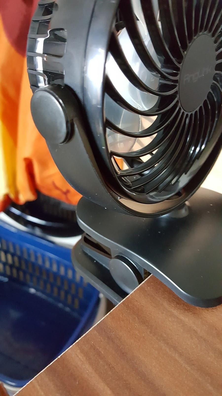 mona 39 s blog anglink usb ventilator mit batterie und clip. Black Bedroom Furniture Sets. Home Design Ideas