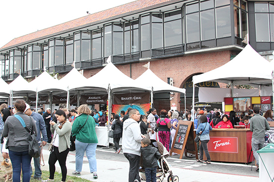 20th Annual Ghirardelli Chocolate Festival