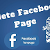 How to Delete Your Own Page On Facebook Updated 2019