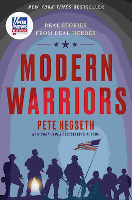 Modern Warriors: Real Stories from Real Heroes book cover