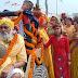 11 मार्च से 15 मार्च तक श्री विष्णु महायज्ञ :शोभायात्रा में शामिल हुए हजारों श्रद्धालु