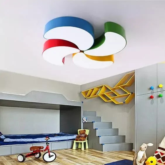 جبس بورد غرف اطفال 2021 1