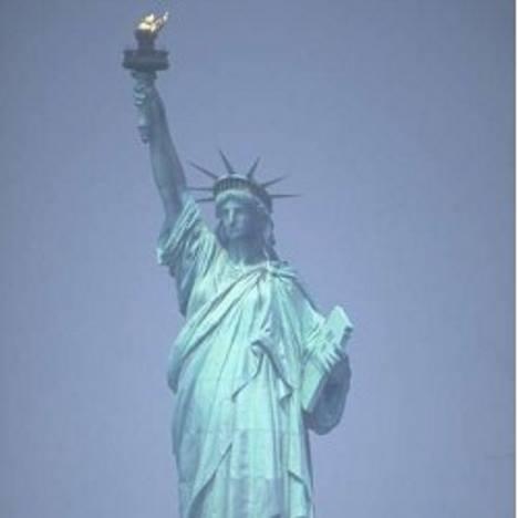 Estátua da liberdade (EUA).