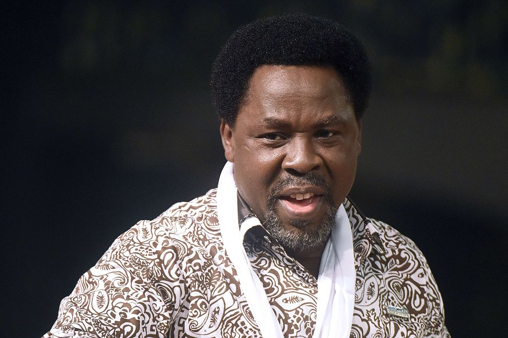 Readers React To Prophet TB Joshua's Shock Statement!