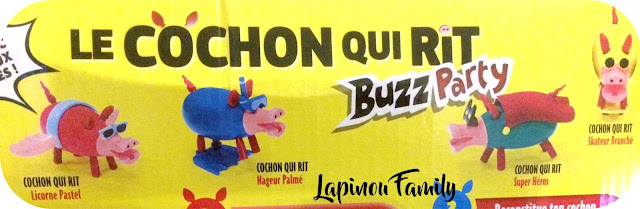 cochon qui rit buzz party