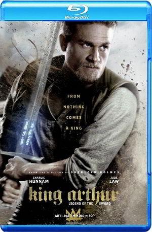 King Arthur Legend of the Sword 2017 HDRip 720p 1080p