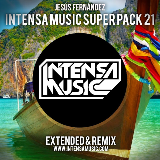 JESUS FERNANDEZ - INTENSA MUSIC SUPER PACK 21