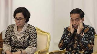 Ekonomi Indonesia Diprediksi Nyungsep, Sri Mulyani Dan Enggar Paling Bertanggung Jawab