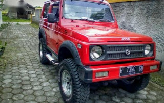 KATANA STD/DX SHORT 2WD