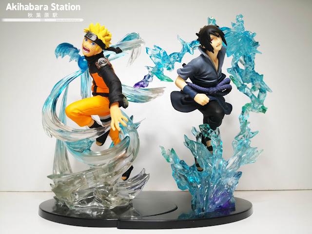 Review del Figuarts Zero Uchiha Sasuke 絆 kizuna (relation) de Naruto Shippuden - Tamashii Nations