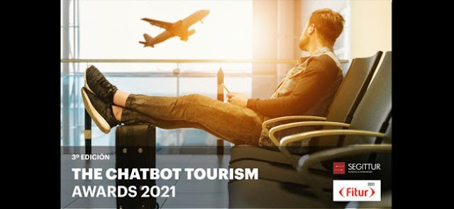 SEGITTUR y FITUR lanzan The Chatbots Tourism Awards 2021