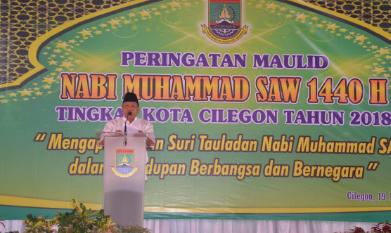 Contoh Susunan Acara Peringatan Maulid Nabi Muhammad SAW
