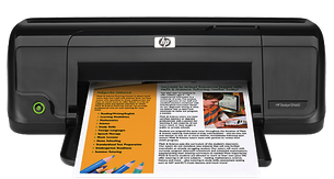 HP Deskjet D1660 Driver Windows