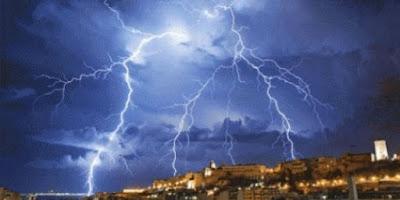 Maroc- Alerte météo: averses orageuses  et chutes de grêle mardi et mercredi dans plusieurs provinces