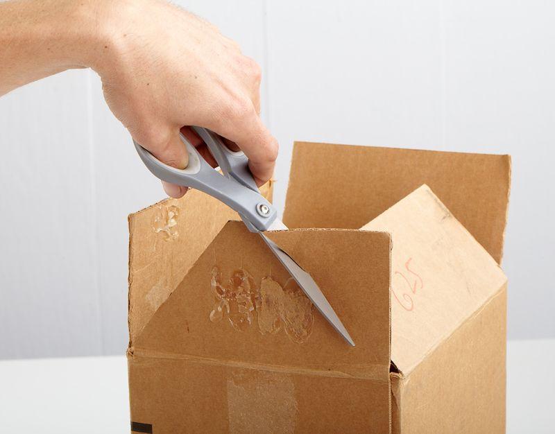 simples aprender casas de caixa de papel195o