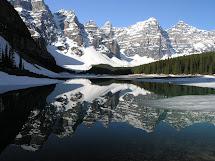 Travel Trip Journey Moraine Lake Canada