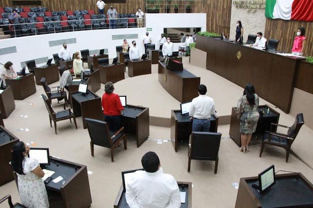 Finaliza el último Periodo Ordinario de la LXII Legislatura
