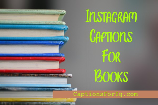 Instagram-Captions-For-Books