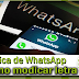 Como Modificar o Formato de Letra Do WhatsApp
