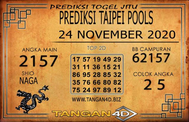 PREDIKSI TOGEL TAIPEI TANGAN4D 24 NOVEMBER 2020