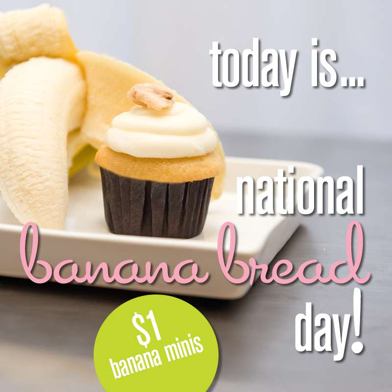 National Banana Bread Day Wishes Photos