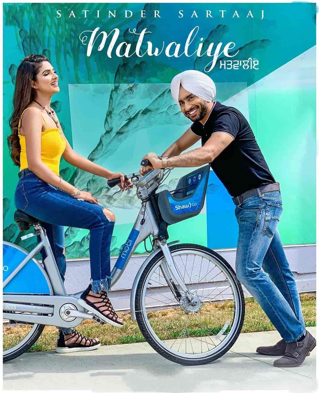 Matwaliye Punjabi Song Image Satinder Sartaaj Features Diljott