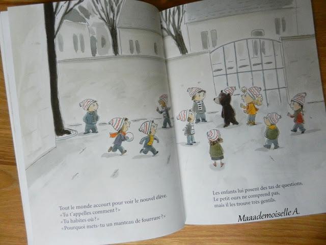 || Bilan d'un an d'abonnement à l'école des loisirs - Un ours à l'école (Présentation & Avis)(Chut, les enfants lisent # 63)