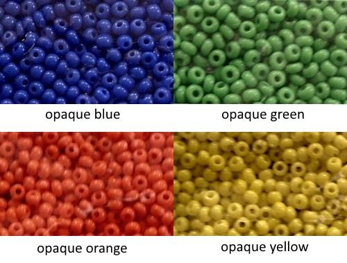 9/0 seed beads
