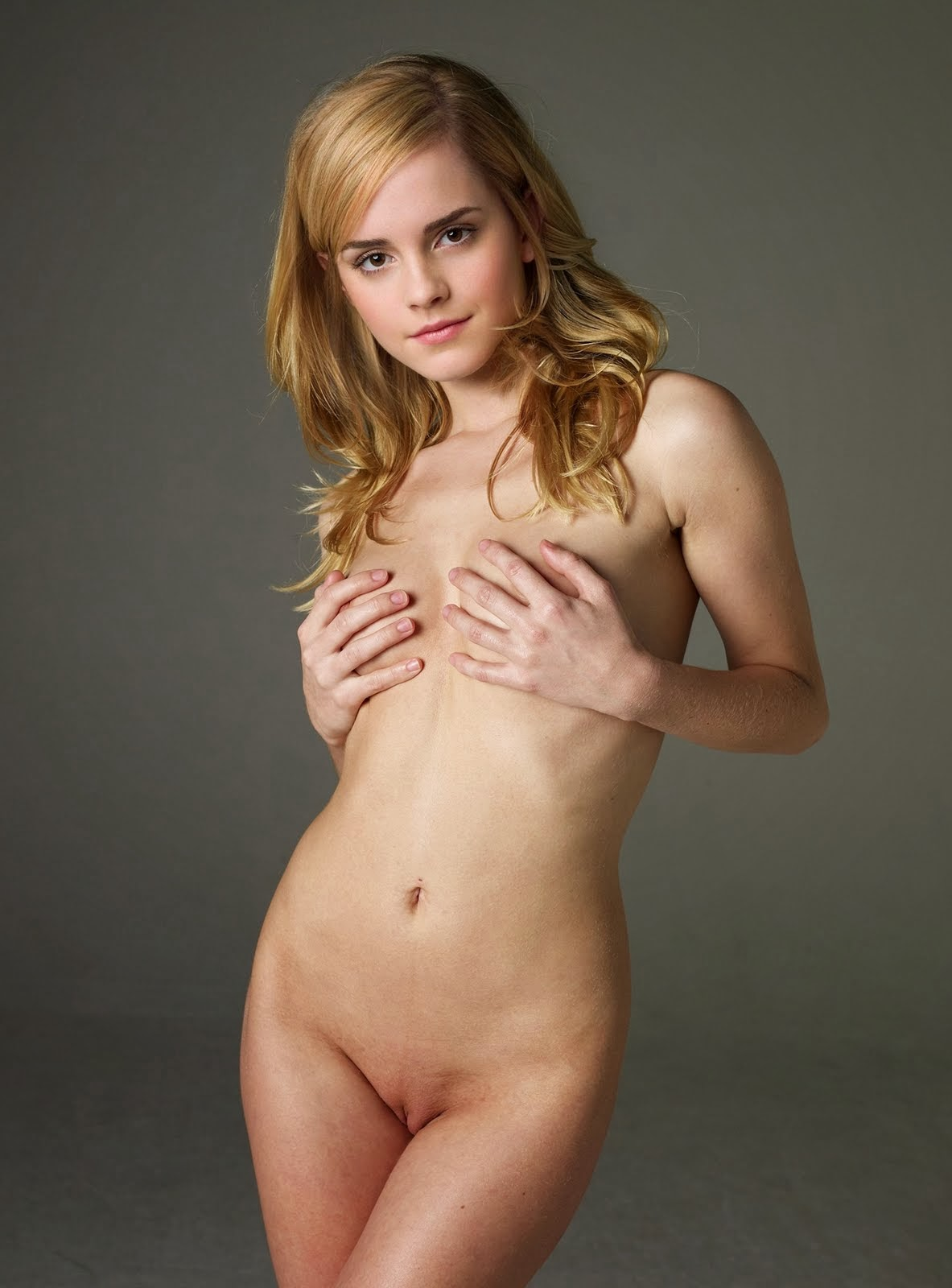 Emma Watson In Regression Nude Naked Boobs Pussy Hd Images -9372