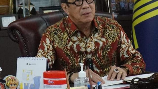 Menkumham Yasonna Laoly Perluas Pembatasan Orang Asing yang Masuk ke Indonesia