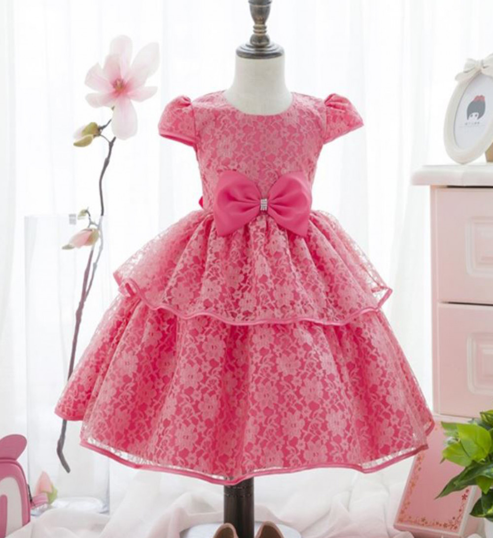 SALE! Pink Ballgown Dress