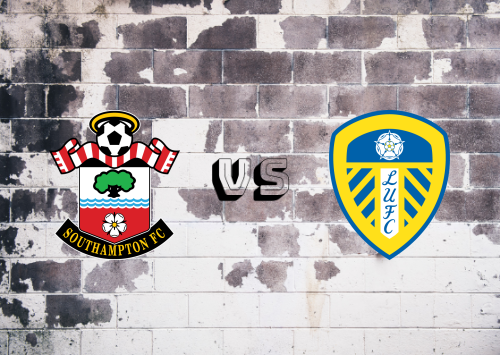 Southampton vs Leeds United  Resumen