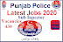 Sub Inspector Jobs PPSC 2020