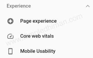 Google Seo में पेज एक्सपीरियंस के विषय में जानकारी - डिंपल धीमान