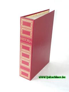 Classeur Historia, numéro 535 au 540 de l'année 1991